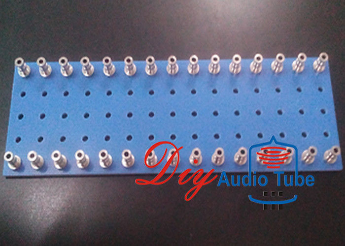 15x2 Pins Tube AMP Board 143x47x2mm Size For High Temperature Condition