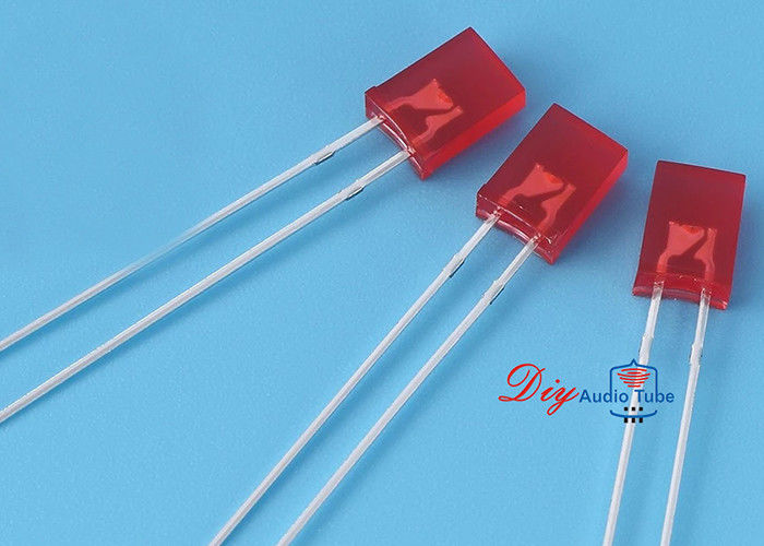 Building display traffic Light 3mm 5mm led emitting diode  LED light round square flat top straw hat oval