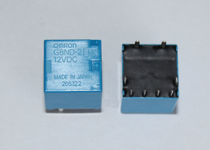 Omron relay G8ND-2UK-12VDC (8 Pin)