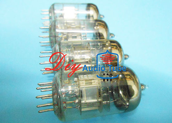 Chiny Triody Type Vintage Stereo Tube Amps, Electronic High End 6N2 Vacuum Tube fabryka